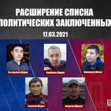 Сыздыков Корбаков Каналиев Есенеев Аппасов 17