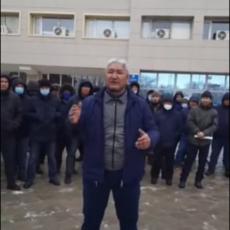 жанаозен протест рабочих
